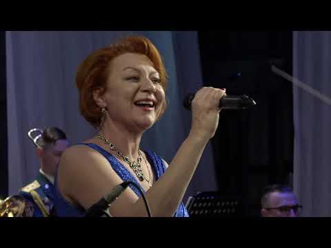 Телевизионная версия концерта посвящённого 55-летию Военного оркестра Снежинского полка. HD 24-01-20