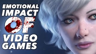 How Do Video Games Have An Emotional Impact On Us?