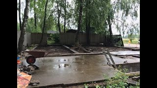 Gardens and greenhouse complex are discovered at Adolf Hitler's Wolf's Lair bunker