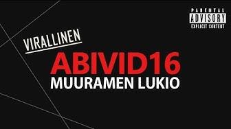 ABIVIDEO 2016 - MUURAMEN LUKIO
