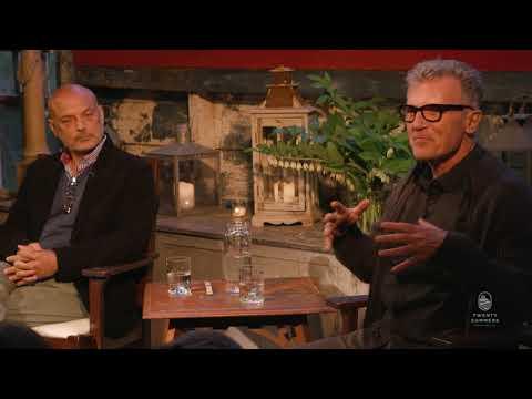 "Michael Cunningham and Daniel Mendelsohn - On Writing ""The Hours"""