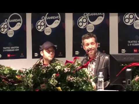 Sanremo 2019 | Daniele Silvestri: Argentovivo è dedicato ai genitori degli adolescenti