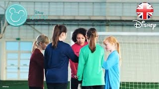 DISNEY | Inspiring Girls This FA Girls' Football Week | Official Disney UK