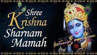 Shree Krishna Sharnam Mamah - Mantra - Dhun   Popular Krishna Bhajan   Krishna Janmashtami Special