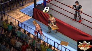 Fire Pro Wrestling World video game on Steam: Tetsuya Naito (CPU) v...