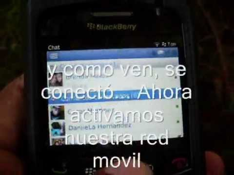 Error 503 de facebook sin reiniciar el blackberry.wmv