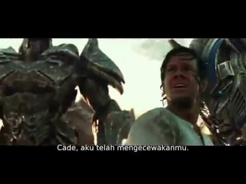 TRANSFORMERS(THE LAST KNIGHT) BEST PART SUB INDO