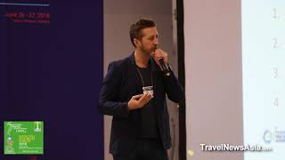 Influencers, Bloggers and Social Media with Matt Gibson at Mekong Tourism Forum 2018
