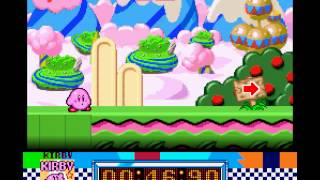 Kirby Super Star - Gourmet Race Course 1 Music - User video