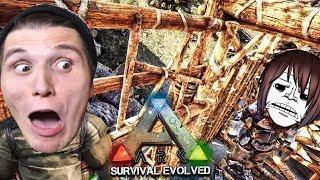 Wir bauen ein MOBILES GEFÄNGNIS! ☆ ARK: Survival Evolved #86