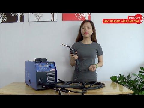 Máy Hàn điện Tử đa Năng HD Weld MIG 220, Hàn Que, Hàn Inox