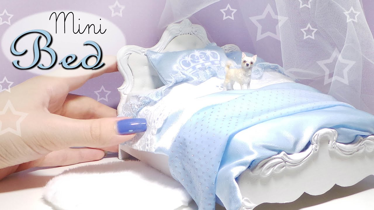 Making Doll Bed