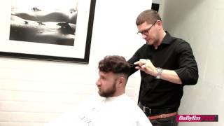 Урок #2. Сергей Рудницкий. Мужская стрижка машинкой и оформление бороды
