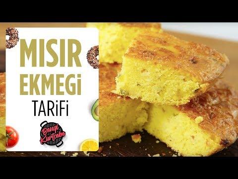 Mısır Ekmeği Tarifi I Evde Ekmek Nasıl Yapılır?
