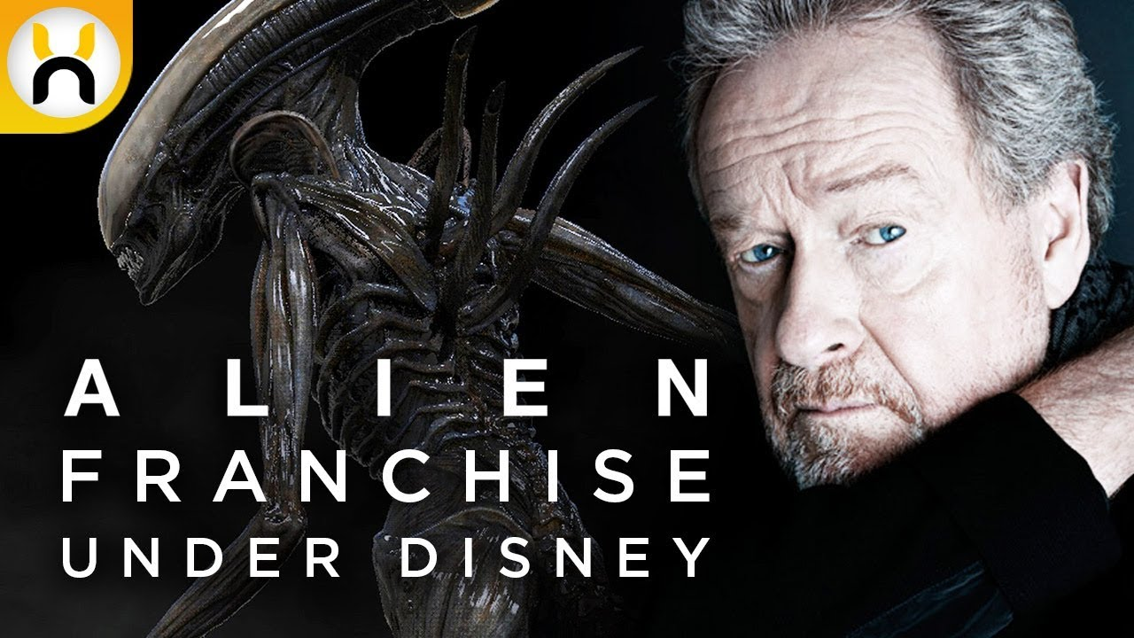 Alien Awakening New Disney & Ridley Scott UPDATE - YouTube