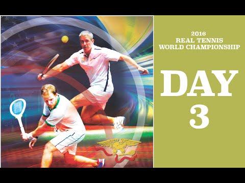 2016 World Championship -  Day 3