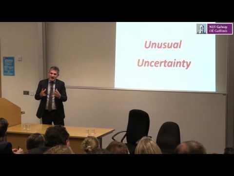 MBA Masterclass 2017 - Prof John McHale