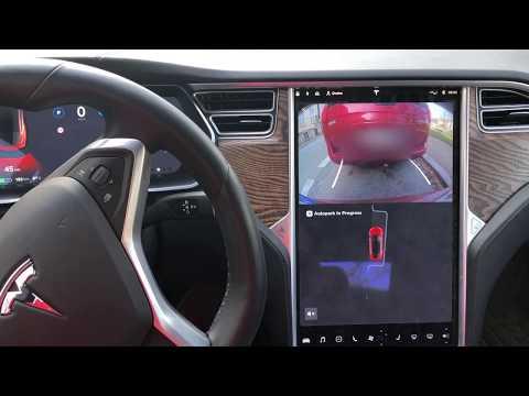 #55 Tesla Autopilot - Parkování | Teslacek