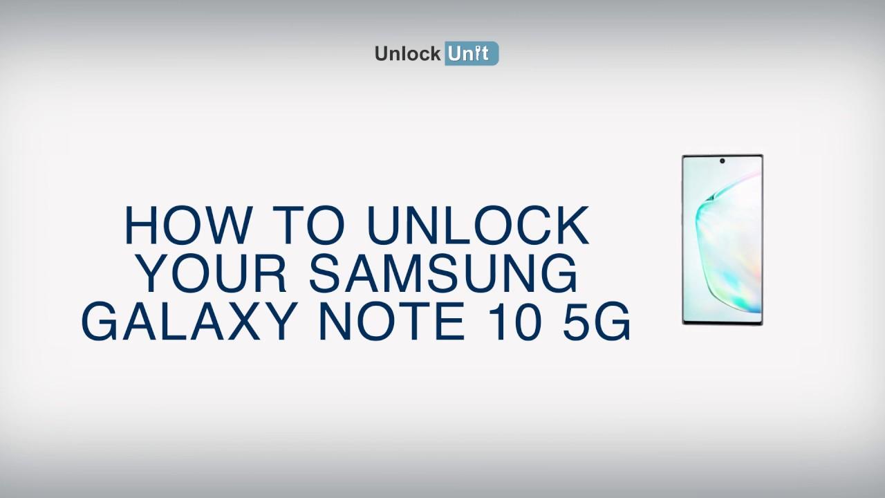 How to Unlock Samsung Galaxy S10 | Samsung Galaxy S10 Unlock Code | Fast &  Easy