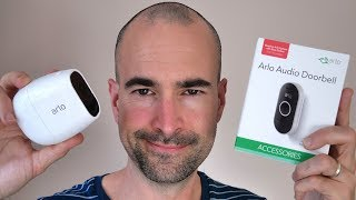 Arlo Audio Doorbell, Chime & Pro 2 Camera Review