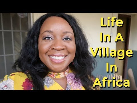 A Day In The Life In A Typical Village In Africa (Nigeria) | It's Iveoma