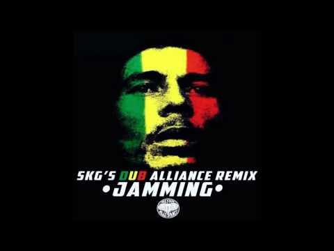 Bob Marley - Jamming (SKG's Dub Alliance REMIX)