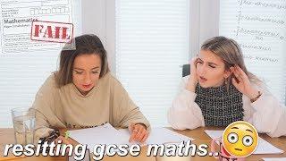 we tried a gcse maths paper 2019 *pass or fail?*