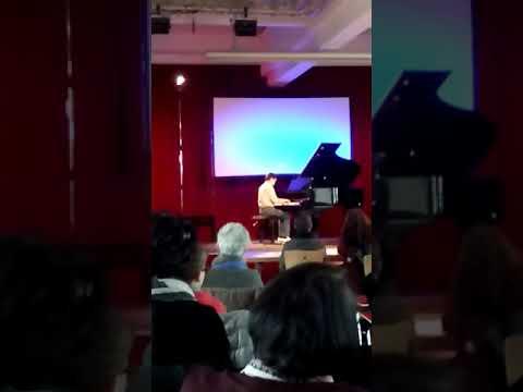 Nikolay Baghdasaryan piano.   Bach , Schubert