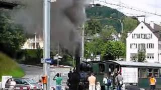 dampflokomotive wb5 liestal waldenburg