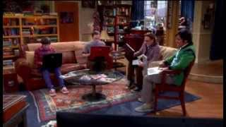 big bang theory guys try to get san diego comic con tickets