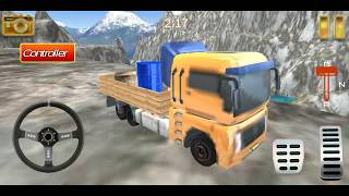 Truck Driver Games: Offroad Speed Free Android Gameplay