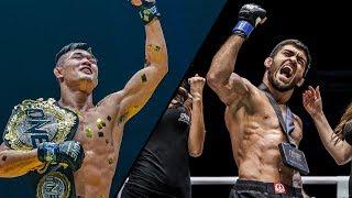 "Christian Lee vs. ""Dagi"" Arslanaliev | All Knockouts | ONE Highlights"