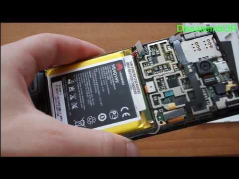 Huawei P1 U9100 [ DISSASEMBLY ]