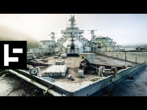Where Do Navy Ships Go to Die?