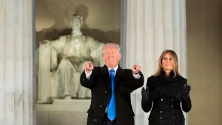 Donald Trump 'will be remembered' alongside US Presidents Lincoln and Jefferson