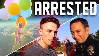 Sending BLOW-UP DOLL to SPACE [ARRESTED]