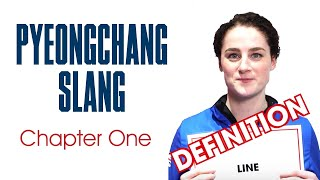 PyeongChang Slang| Chapter One