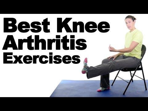 10 Best Knee Arthritis Exercises for Pain Relief Ask Doctor Jo