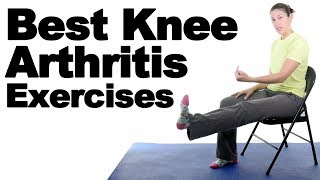 10 Best Knee Arthritis Exercises for Pain Relief - Ask Doctor Jo