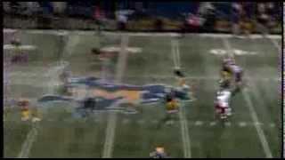 Football: McNeese State 44, West Alabama 42 (Highlights)