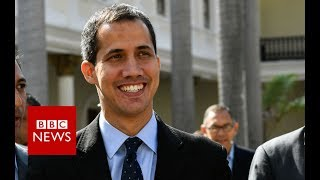 Juan Guaidó on Venezuela's political crisis - BBC News