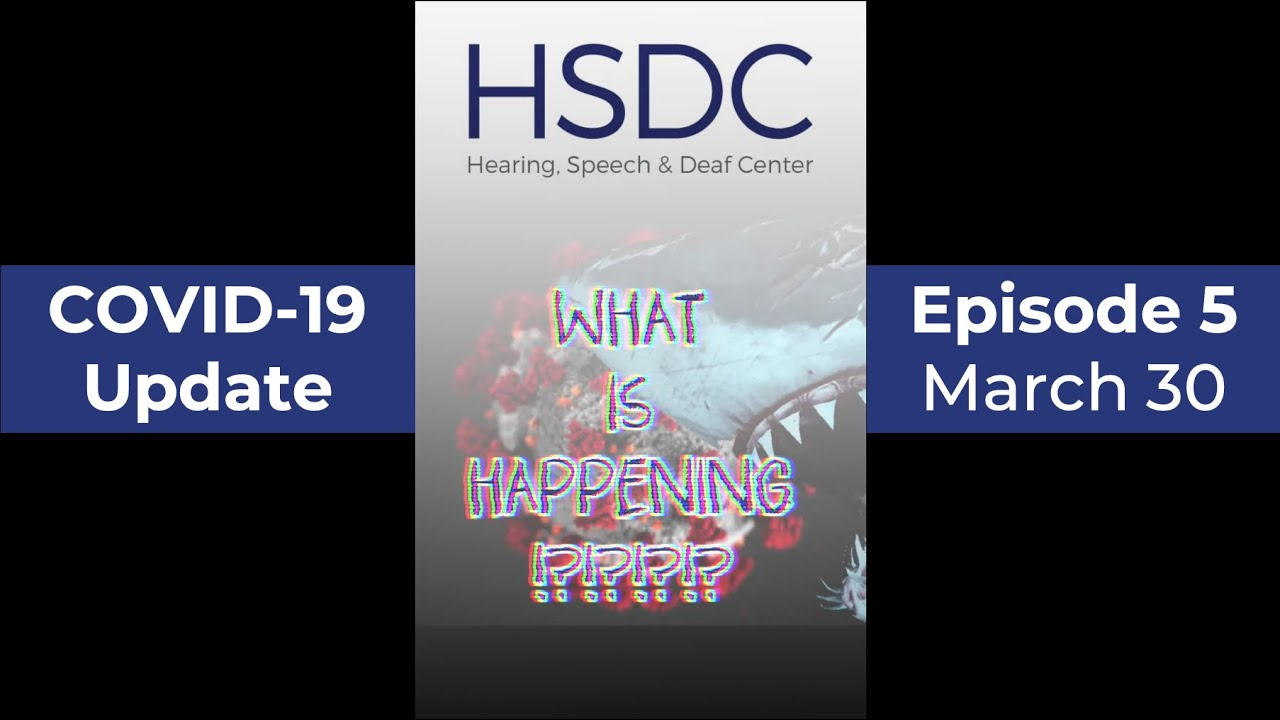 Download WHAT IS HAPPENING!?!?!?!? Episode 5: Stay Home (and More News)