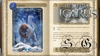 Riders of Icarus - Taming the Wolf King Lashaka