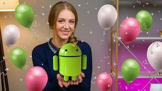 История Android - 10 лет эволюции