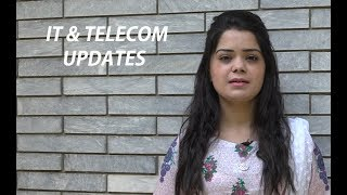 IT & Telecom Market updates | 29TH May 2018