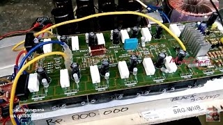 Test Power Yiroshi Sanken 1200 Watt