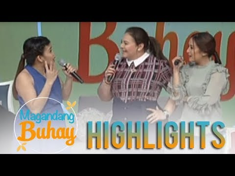 Magandang Buhay: Momshies receive messages from their loved ones