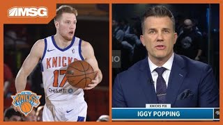 Robinson Turning It On, Brazdeikis Tearing Up G-League | New York Knicks
