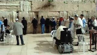 Taringa en el muro de los lamentos Israel jerusalen 1