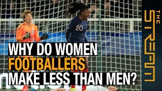 Why do women footballers make less than men? | The Stream